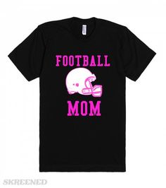 FOOTBALL MOM #Skreened