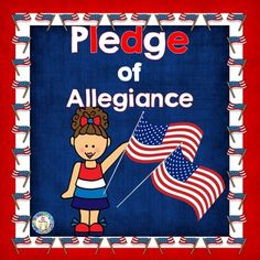 Pledge of Allegiance, K-2, Student Reader, Reading  Activities Pledge of Allegiance activities to help even your youngest learners about the pledge to the flag of the United States.  This resource is great to use during back to school or any other patriotic holiday! Labor Day, Flag Day, Constitution Day, Memorial Day, etc.! Sight Word (High Frequency Words) Activities help students practice those sight words in context while practicing reading even more complex words! Start the year off righ