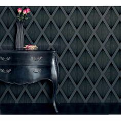 Sassy Boo Black Drawers - Black French Bedroom Furniture