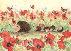 A Little Stroll by *JoannaBromley on deviantART