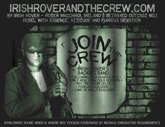 IRISH ROVER AND THE CREW® JOIN IRISH ROVER'S BACKING BAND