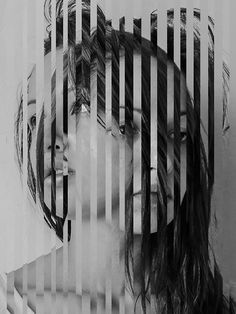 2faces.  |photorollage| Collage Design, Collage Art, Collage Portrait, Photomontage, Creative Photography, Portrait Photography, Distortion Photography, Kreative Portraits, Foto 3d