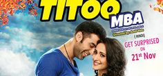 You can watch Titoo MBA 2014, Titoo MBA 2014 Full Movie, Titoo MBA (2014) Hindi full Movie HD Mp4 and Dvdrip watch online and Download free. Titoo MBA full movie watch without buffering, Titoo MBA Full HD, DVDRip and Blue Ray prints available here. Download Titoo MBA (2014) movie HD Android free. Here you can ...