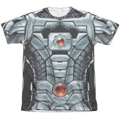 """Checkout our #LicensedGear products FREE SHIPPING + 10% OFF Coupon Code """"Official"""" Jla/cyborg -adult Poly/cotton S/s T- Shirt - Jla/cyborg -adult Poly/cotton S/s T- Shirt - Price: $24.99. Buy now at https://officiallylicensedgear.com/jla-cyborg-adult-poly-cotton-s-shirt-licensed"""