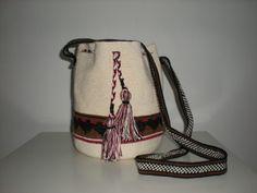 BOLSO  DE CROCHET de hilo.handmade shop. por DaWanda.com