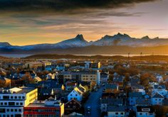 Bodø. This place is kept here ❤️  Foto: Rune Nilsen