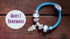 MaryJ Handmade: Bracciali all'uncinetto   How to crochet bracelets