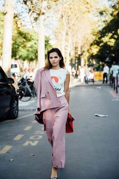 suits for women casual street styles, suits for women business power, pink suit for women