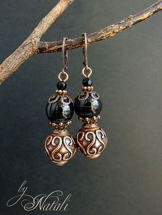 Bronze Jewelry, Adult Crafts, Alex And Ani Charms, Beaded Earrings, Charmed, Beads, Bracelets, Jewellery, Inspiration