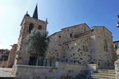 Iglesia de San Cipriano, una de las joyas del románico de Zamora