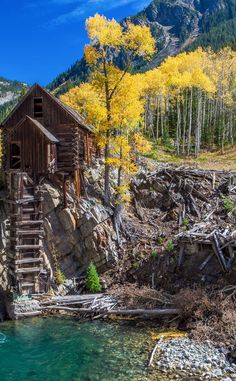Crystal Ghost Town | Travel | Vacation Ideas | Road Trip | Places to Visit | Crystal River | CO | Scenic Point | Offbeat Attraction | Historic Site | Abandoned Place