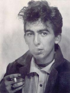 George Harrison, Foto Beatles, Les Beatles, Beatles Photos, Beatles Art, Vincent Price, Paul Mccartney, John Lennon, Photo Cabine