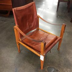 Here we'll go into Mid Century Mobler's MCM Pick of the Week, Kaare Klint's Safari Chair. An early example of flatpack furniture, this chair, designed in the peacetime between two world wars, has its roots in military campaigns. The DesignerKaare Klint is known as the father of the Danish Modern