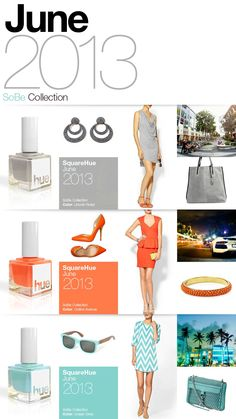 June 2013 LOOKBOOK - Fresh nail color delivered monthly!