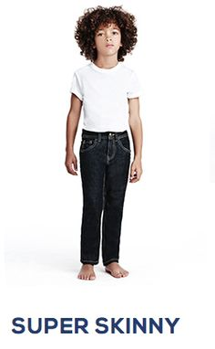 Super Skinny Jeans for Kids