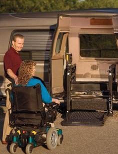 Eureka Solutions Vehicle conversion Adaptation automobile 1-866-562-2555