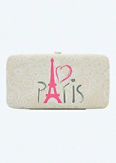 I Heart Paris Hinged Wallet | Wallets & Wristlets | rue21