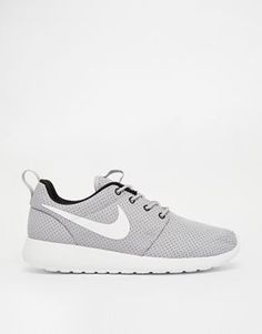 Roshe Run Grau