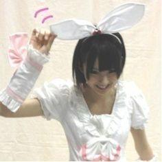 乃木坂46 (nogizaka46) inoue sayuri very kawaii cute ( > _ < ) ♥ ♥ ♥