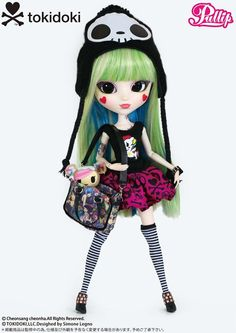 luna Pullip Dolls | You can add this cutie to your collection by clicking on the link