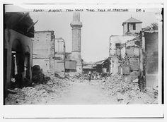 """""""Birinci Dünya Savaşı Yıllarında Adana,Amerikalı George Grantham Bain Arşividen..."""""""