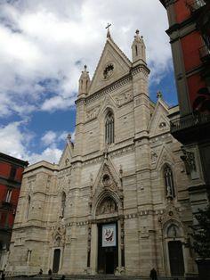 Duomo di Napoli nel Napoli, Campania