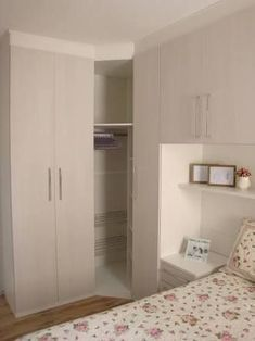 guarda roupa de canto casal apartamento pequeno– Google Поиск