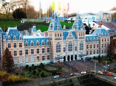 Madurodam in Holland