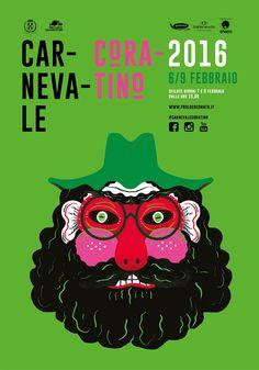 Carnevale Corartino 2016 on Behance