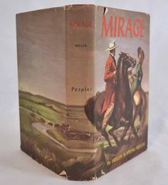 Mirage by Helen Topping Miller by NoelsVintageBooks on Etsy, $10.00