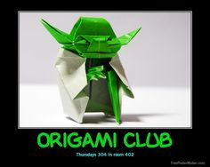 Origami Yoda!