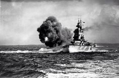 HMS Nelson.