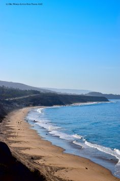 Crystal Cove Beach, between Laguna Beach and Newport Beach in Southern California: a retro throwback to midcentury beach culture at a California state park. For more information, see http://exploretheworldwithyourkids.com