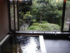 vasca giapponese in legno - Cerca con Google