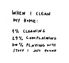Cleaning <3 | Pupulandia