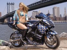 The Awesome Motorcycle Related Girl Names
