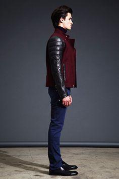Yigal Azrouël Fall 2012 Menswear Collection
