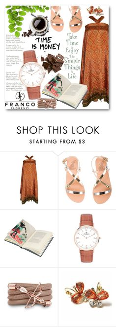 """Franco Florenzi 4"" by tanja133 ❤ liked on Polyvore featuring Ancient Greek Sandals, Monza and francoflorenzi"