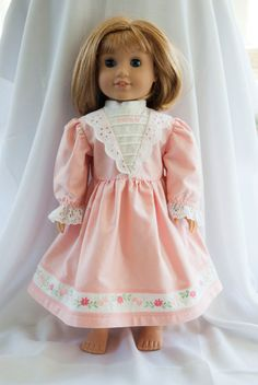 American Girl or 18 Doll Clothes  Beautifully by SallysStitchery