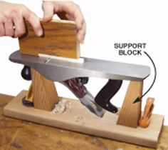Plane Stand - Popular Woodworking Magazine