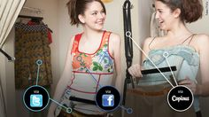 This article from CNN explains how social media and technology influences the way millennials shop. Consumers in this group are more frugal and less brand loyal then past generations. They tend to purchase items that are interesting and different by putting their personal style into their own looks. In addition, sights such as Copious are used as a space that allows people to share, buy and sell items they love. Chanel W.
