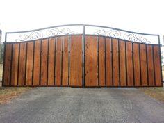 Custom Made Gate - Work In Progress