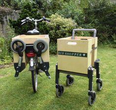 DIY Eco Bike Shopper