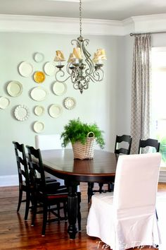 Top This Top That: Decorator Paralysis and My Dining Room