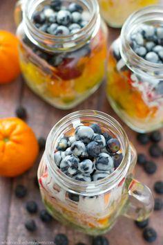 Take your fruit sala