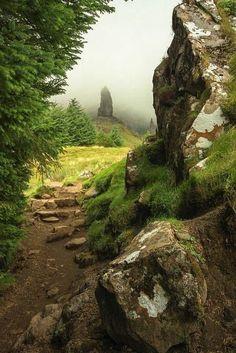 Magical Isle of Skye in Scotland.