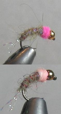 Trout Unlimited - Pink Squirrel