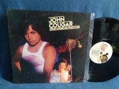 Vintage John Cougar Mellencamp  Nothin' Matters by sweetleafvinyl