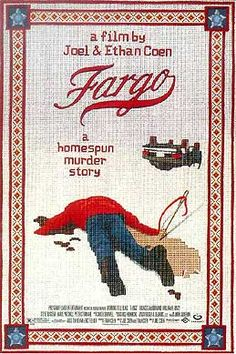 """Fargo (1996)  """"Jerry Lundegaard's inept crime falls apart due to his and his henchmen's bungling and the persistent police work of pregnant Marge Gunderson"""""""