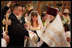 traditional Russian Orthodox Wedding